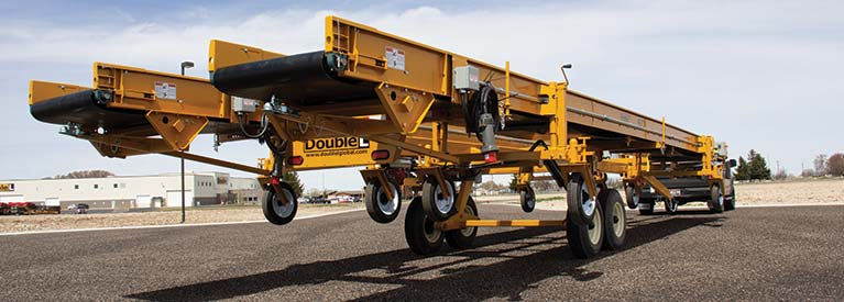 Tow Multiple Conveyors